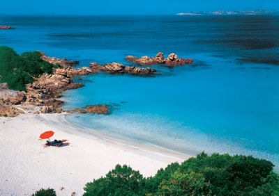 Spiaggia cala conneri isola di spargi sardegna italy for Isola che da il nome a un golfo della sardegna